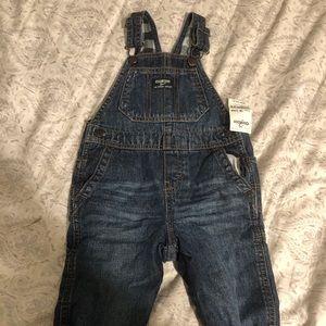 Osh Kosh Boys Overalls Size 18-24 Months